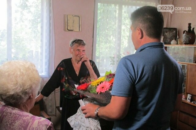 У Покровську свій почесний ювілей 90 років святкує мешканка смт.Шевченко, фото-1