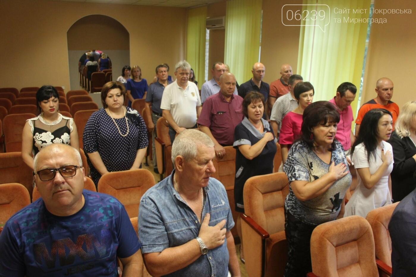 Изменения в бюджете и письмо министру: в Мирнограде состоялась 49-я сессия городского совета, фото-3