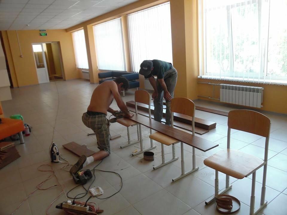 В Мирноградском УВК готовятся к старту учебного года , фото-1