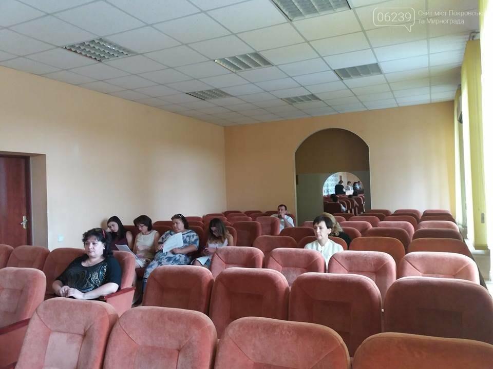 В Мирнограде состоялось заседание исполнительного комитета , фото-2