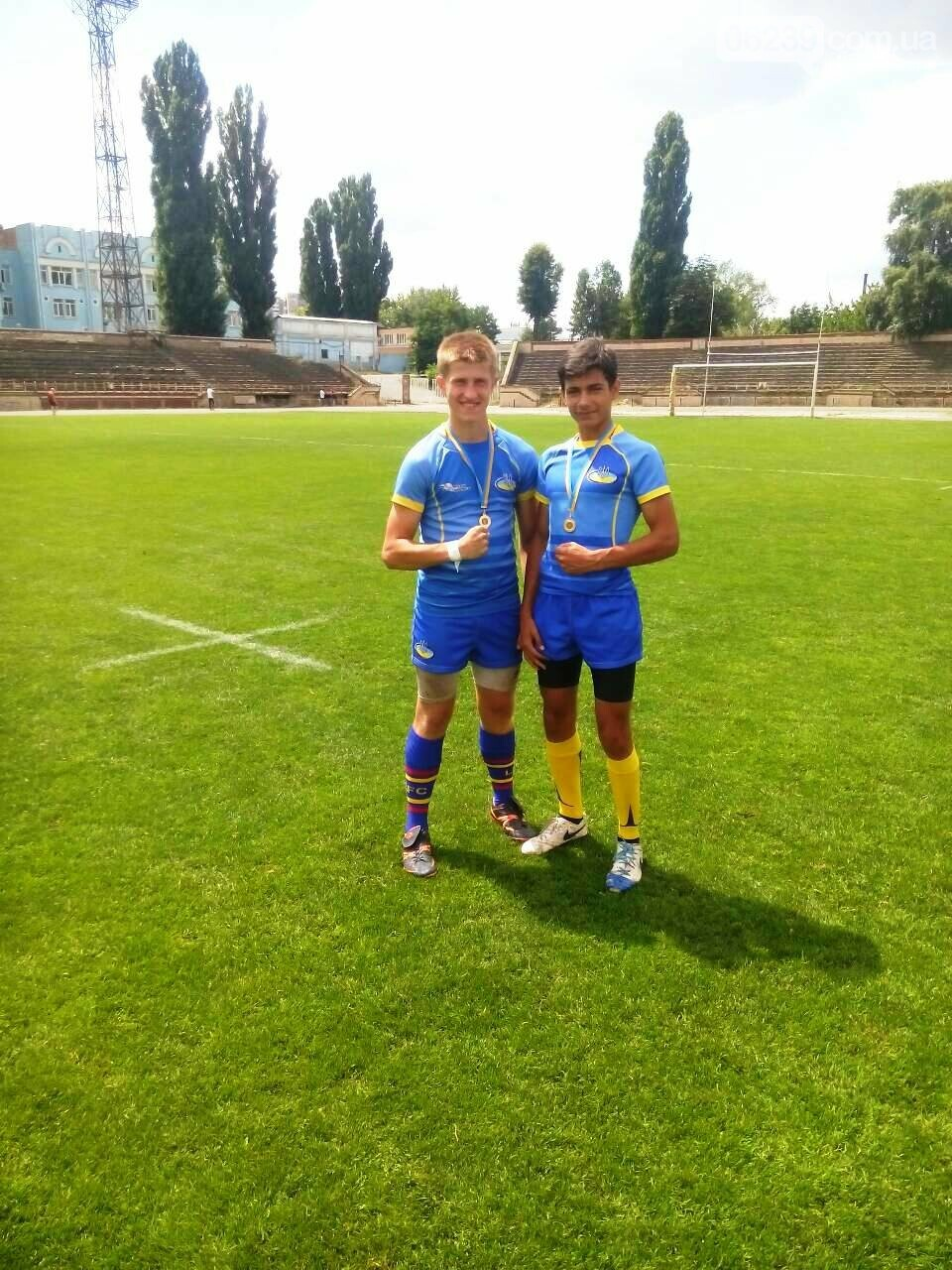 Регбисты из Покровска вошли в юниорскую сборную Украины по регби, фото-1