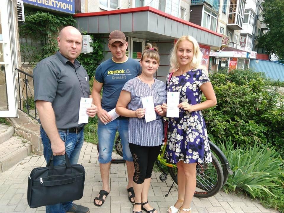 У Мирнограді провели акцію у межах вуличного простору «Скажи НІ торгівлі людьми!», фото-5