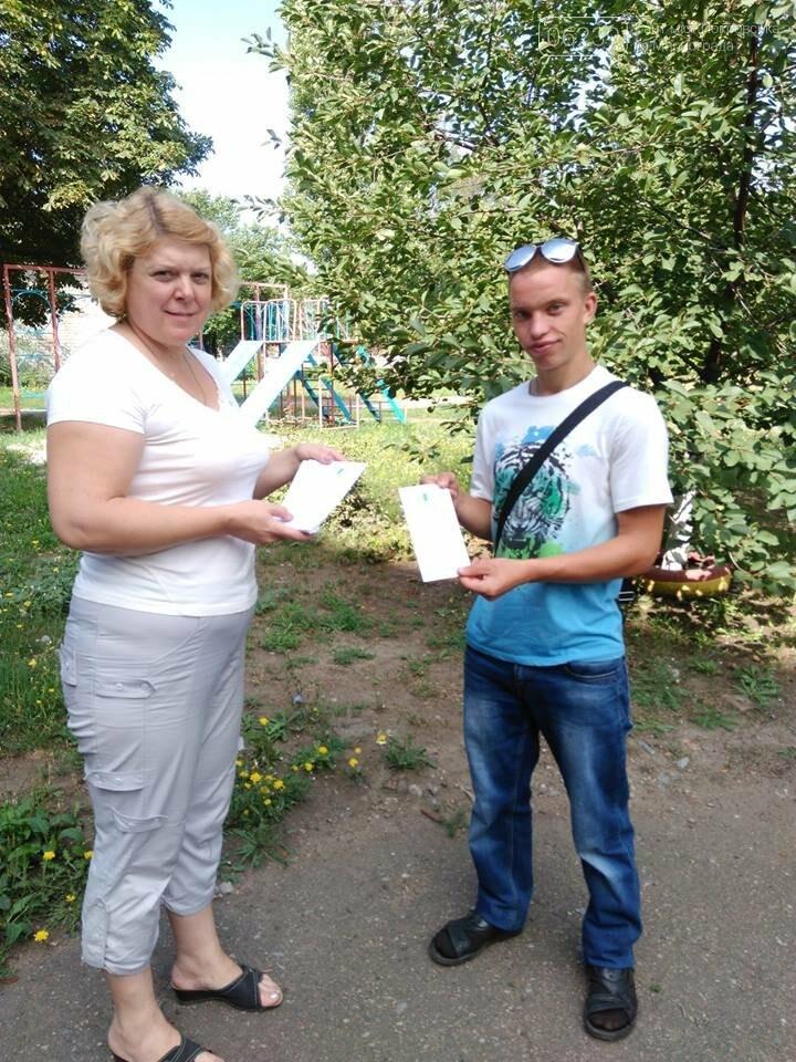У Мирнограді провели акцію у межах вуличного простору «Скажи НІ торгівлі людьми!», фото-4