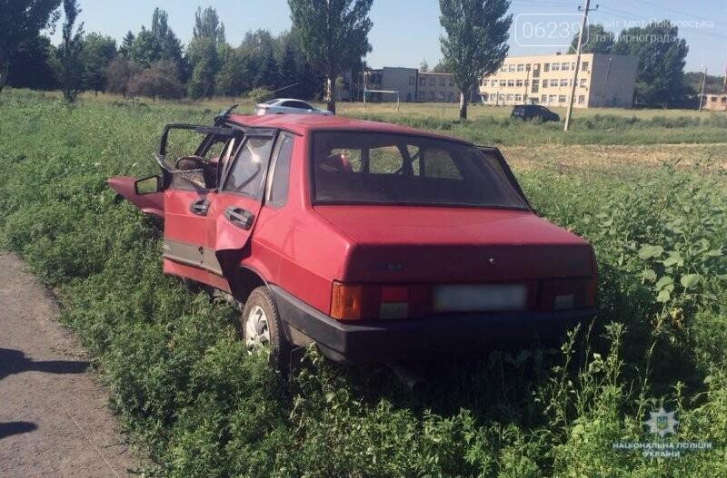 Покровская оперзона: на въезде в пгт. Цукурино произошло ДТП погиб водитель, фото-2