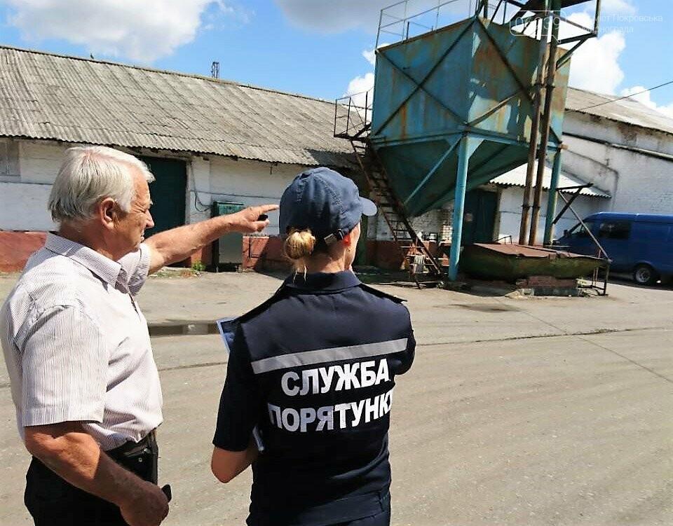 У Покровську рятувальники дбають про збереження хлібного врожаю, фото-3
