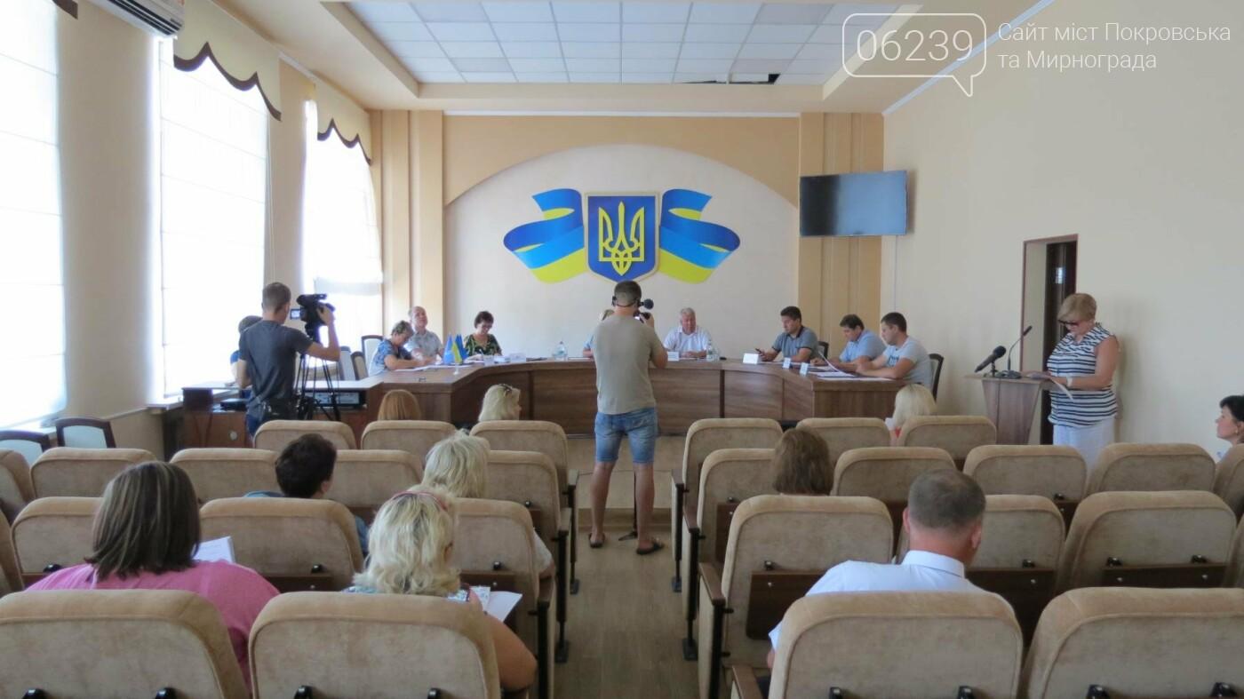 1 сентября за парты в Покровске сядут 8 тысяч школьников, фото-3
