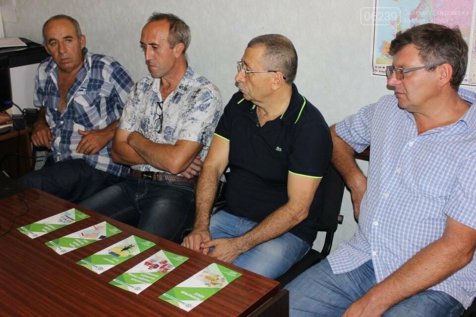 Шахтарям-інвалідам Покровська розповіли про можливості  веб-порталу та актуальні нововедення Фонду, фото-4