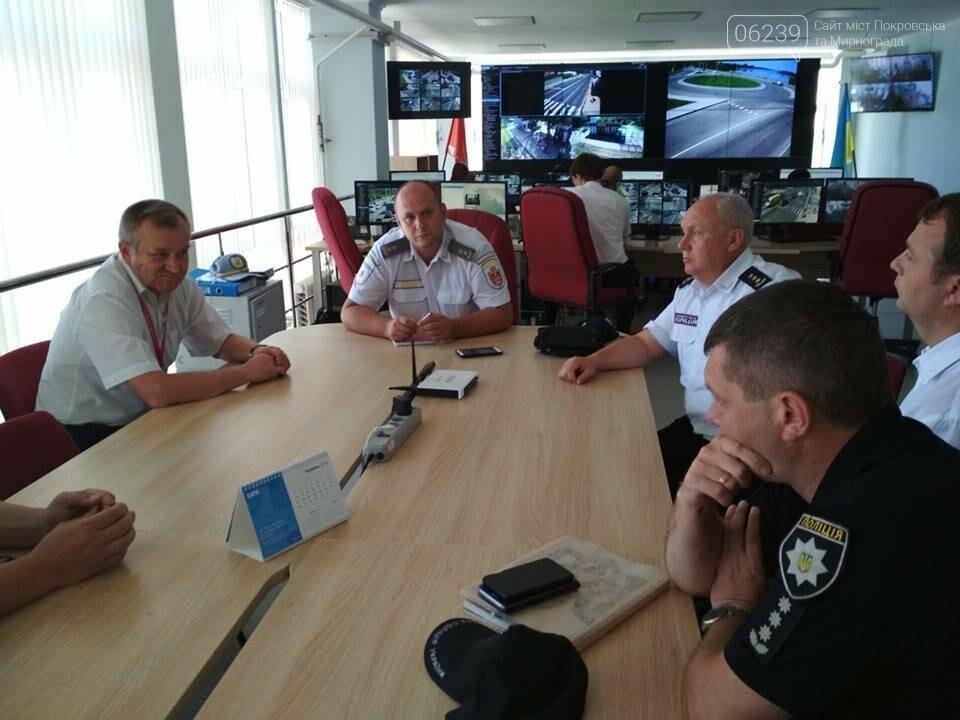 Вчера мэр и главный полицейский Покровска посетили Винницу - ездили перенимать опыт, фото-3
