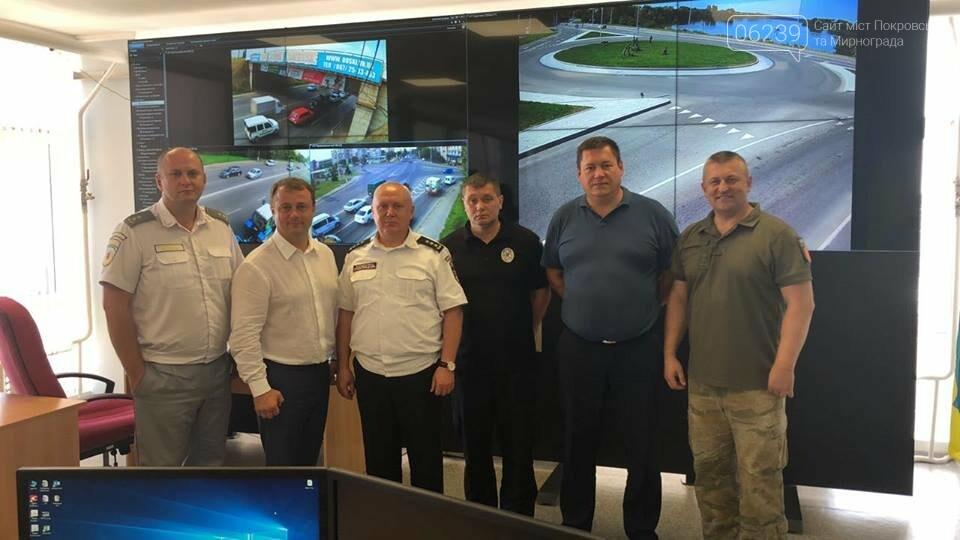 Вчера мэр и главный полицейский Покровска посетили Винницу - ездили перенимать опыт, фото-1