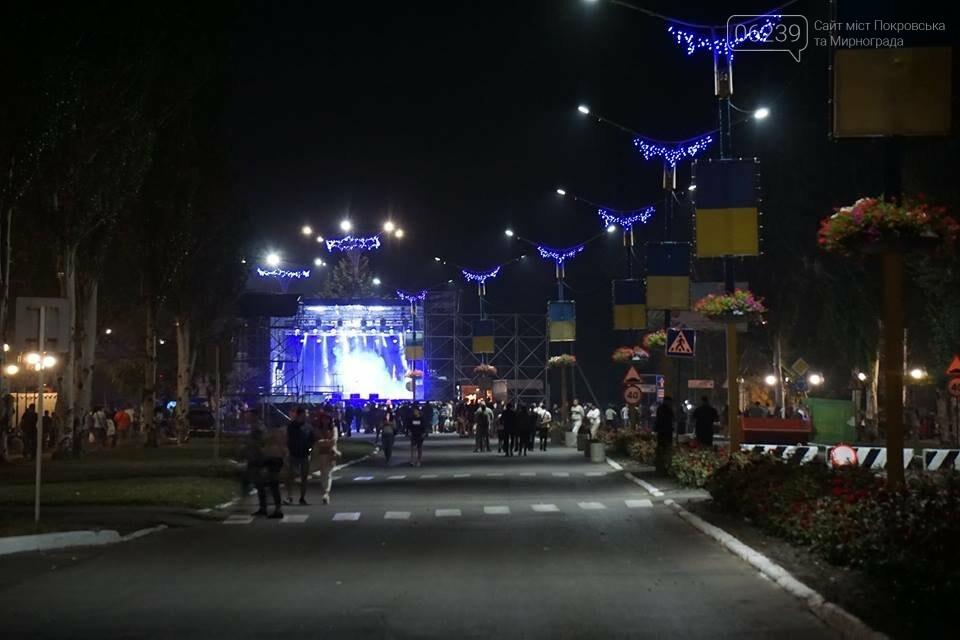 В Покровске отпраздновали День независимости, фото-4
