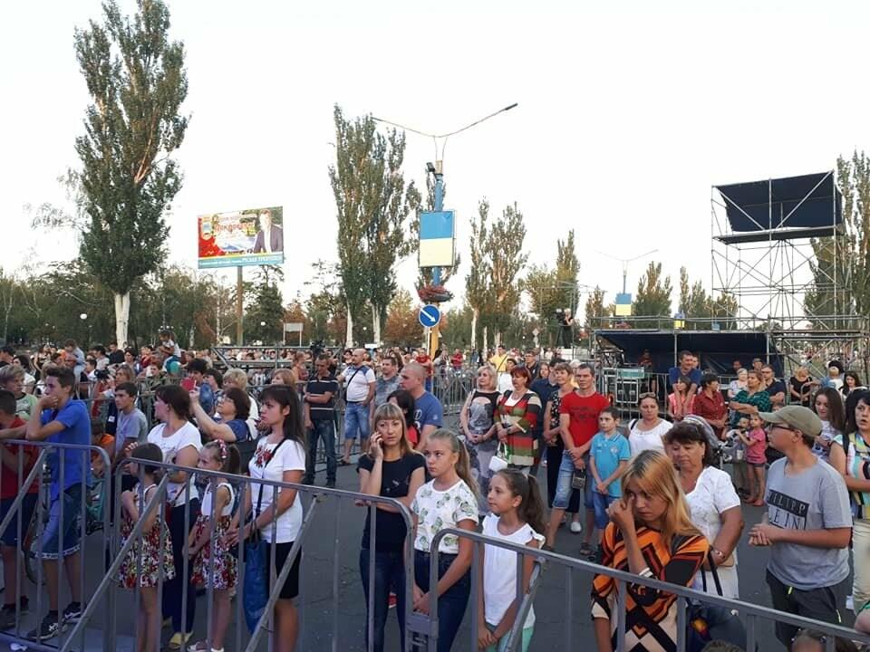 В Покровске отпраздновали День независимости, фото-9