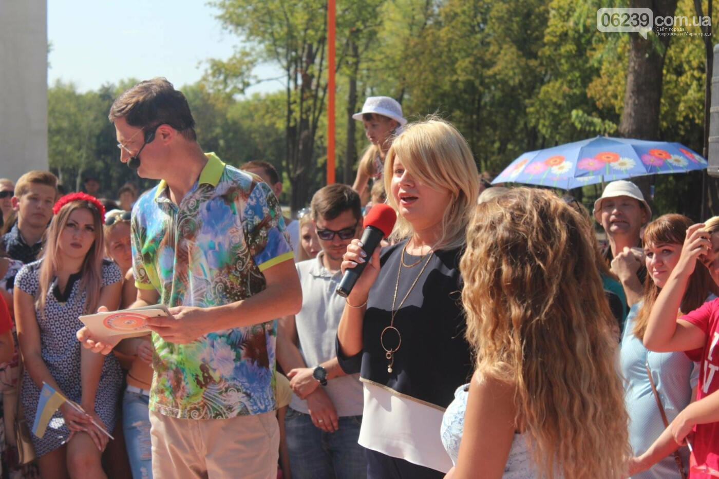 """Покровск показал свои таланты: в городе отсняли два выпуска телепередачи """"Караоке на майдане"""", фото-10"""