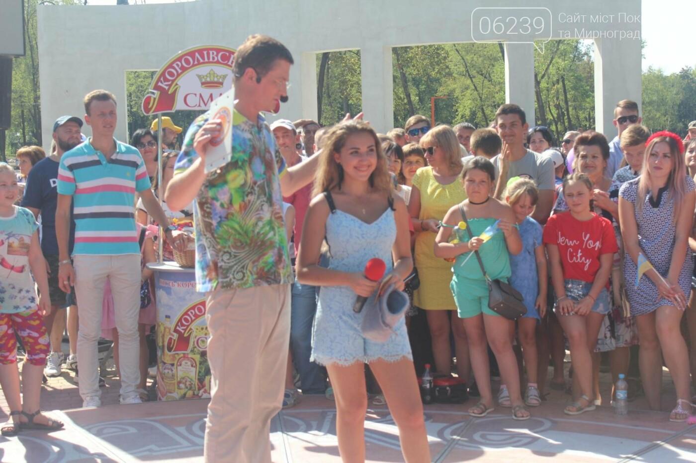 """Покровск показал свои таланты: в городе отсняли два выпуска телепередачи """"Караоке на майдане"""", фото-7"""