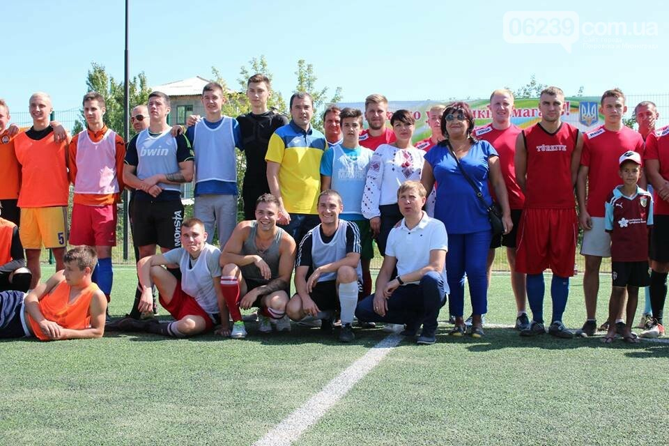 В Мирнограде прошло первенство города по мини-футболу, фото-2