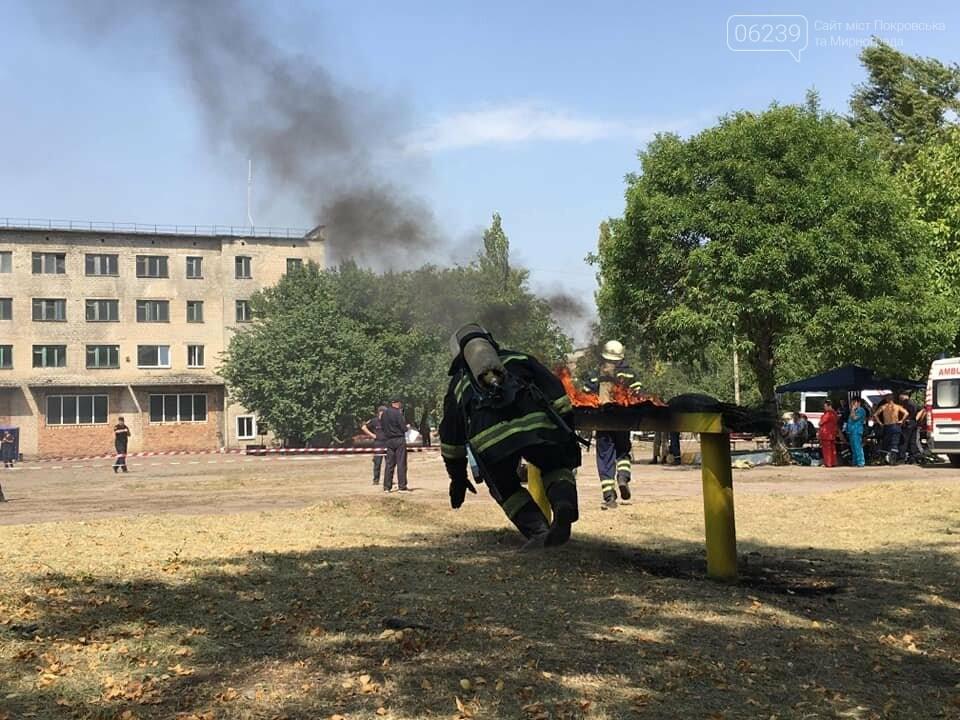 Сьогодні Мирноград побачив таку кількість рятувальників, як ніколи, фото-7