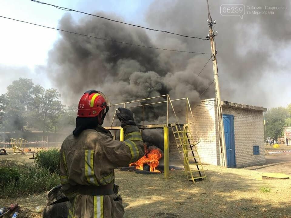 Сьогодні Мирноград побачив таку кількість рятувальників, як ніколи, фото-9