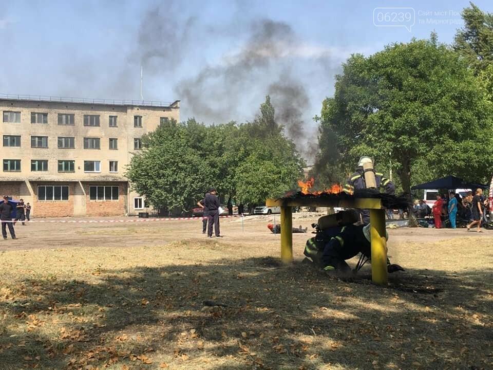 Сьогодні Мирноград побачив таку кількість рятувальників, як ніколи, фото-8