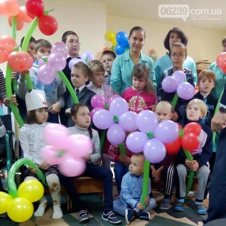 В Мирнограде Центр комплексной реабилитации лиц с инвалидностью начал работу в новом помещении, фото-3