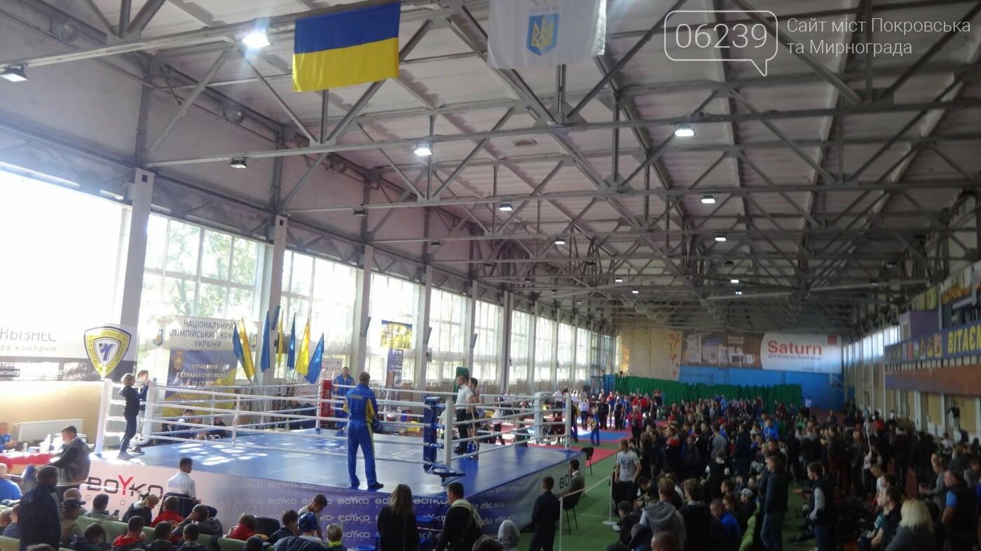 Спортсмени з Покровська взяли участь у змаганнях з кікбоксингу, фото-3