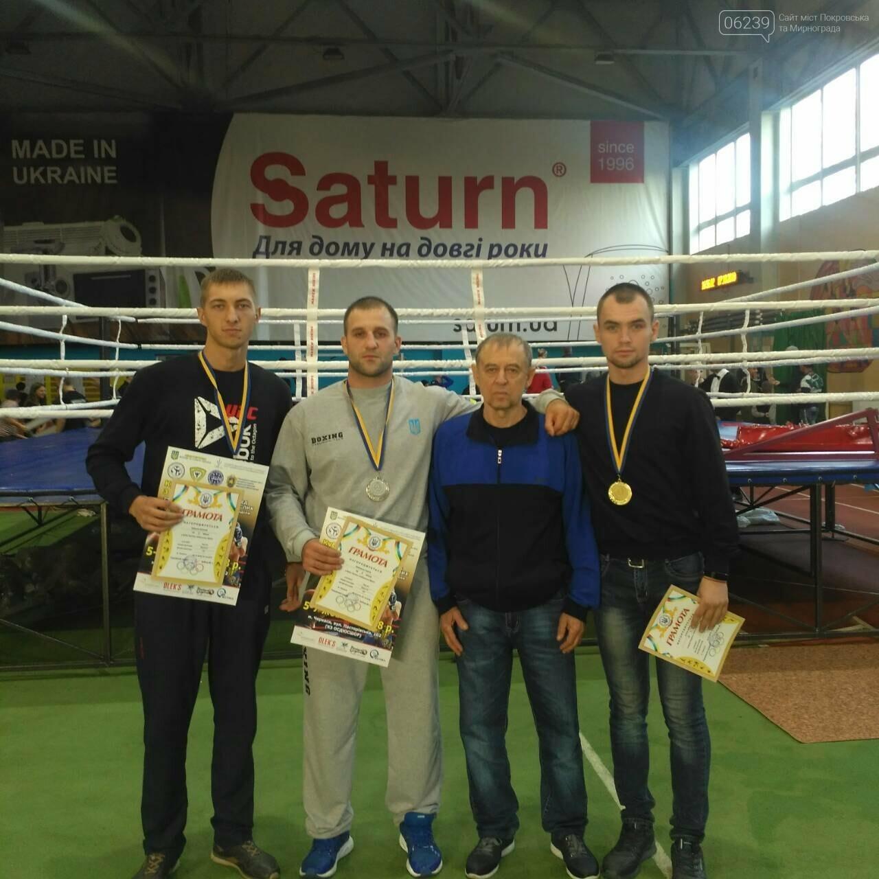 Спортсмени з Покровська взяли участь у змаганнях з кікбоксингу, фото-1