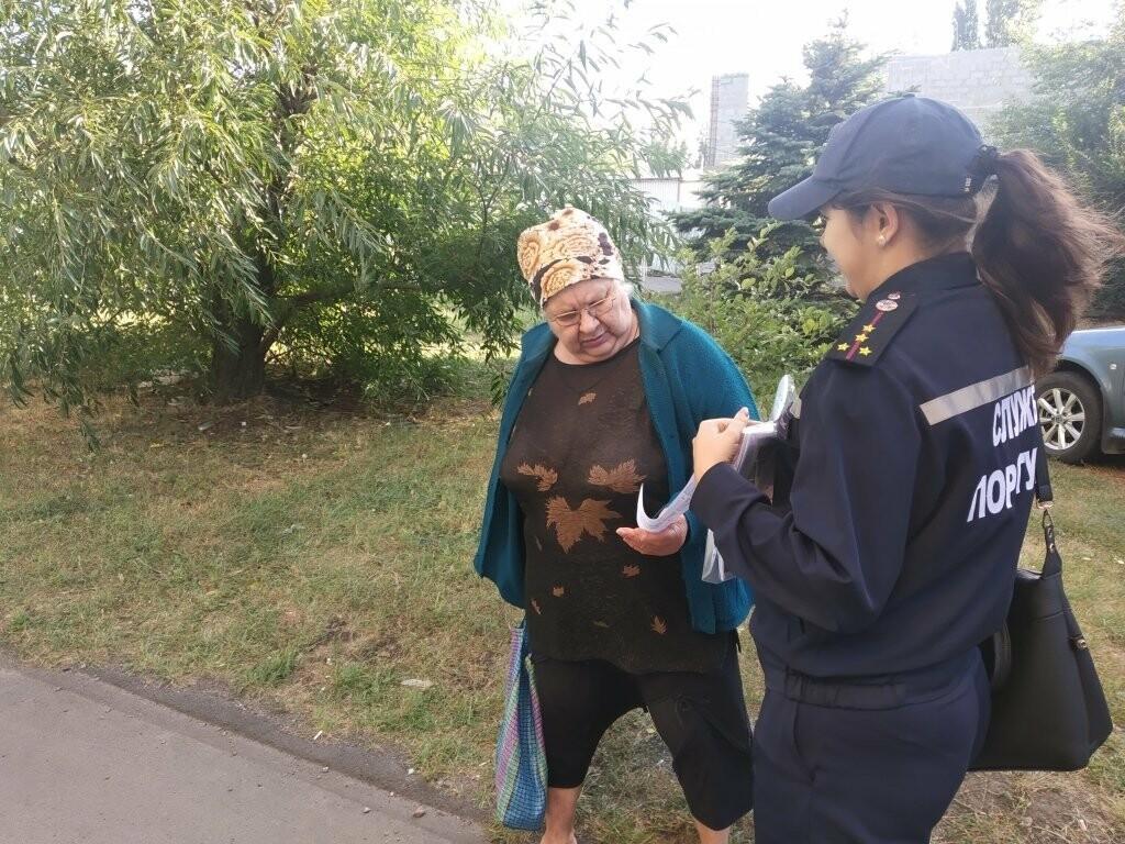 У Покровську фахівці Служби порятунку поспілкувалися з мешканцями багатоквартирних будинків, фото-3