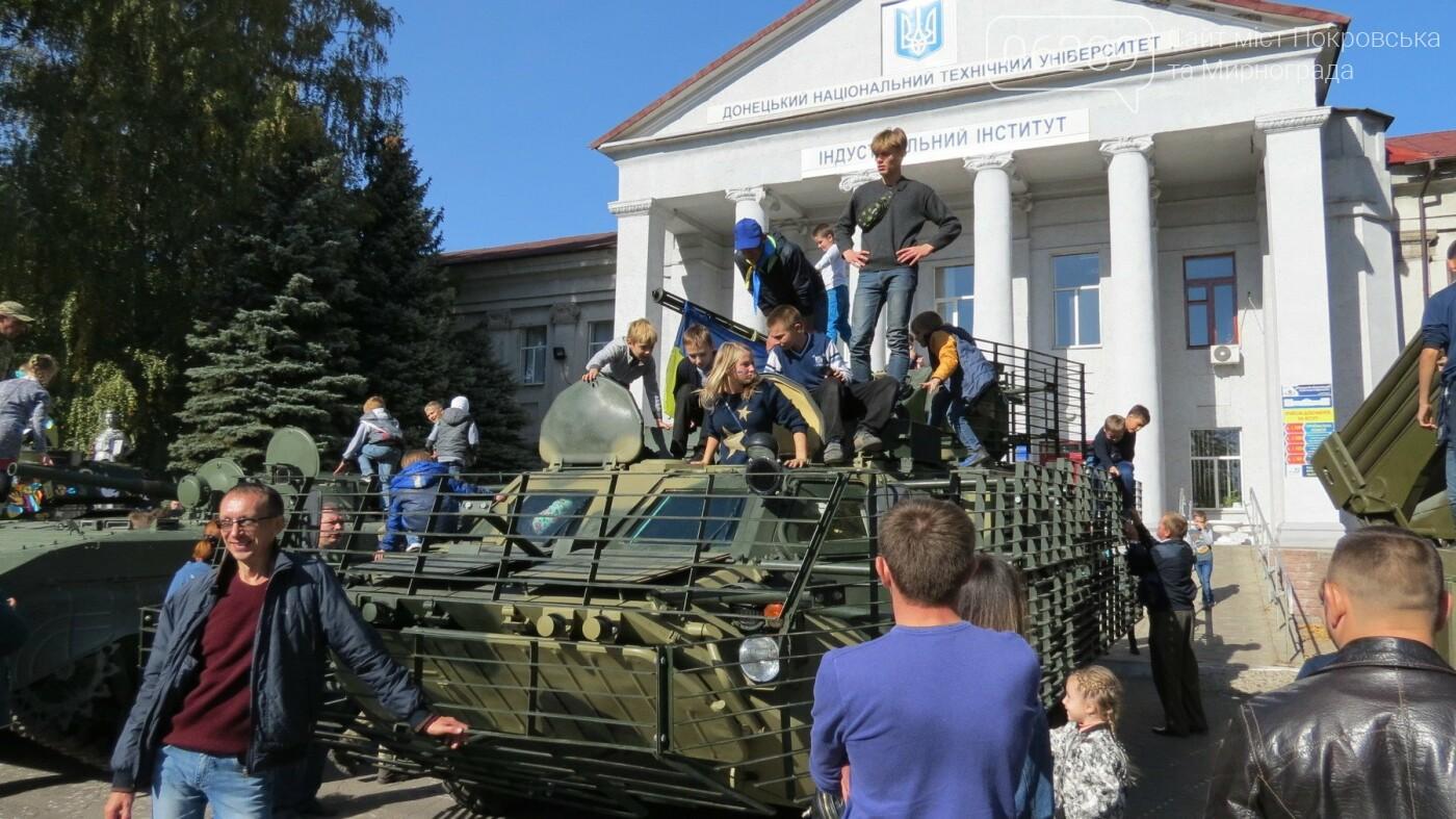 В Покровске отмечают День защитника Украины, фото-2