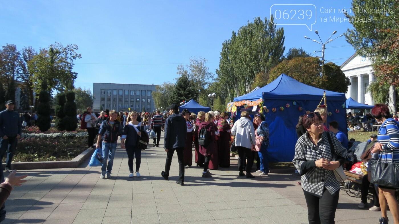 В Покровске отмечают День защитника Украины, фото-5
