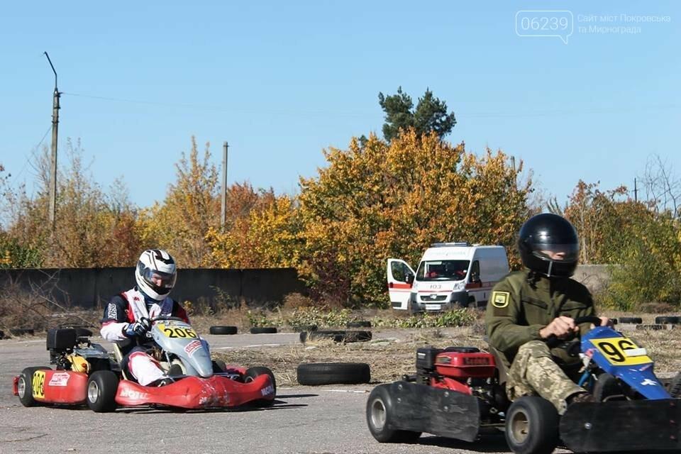 Областные соревнования по картингу: бесспорным победителем в командном зачете стал Покровск, фото-2