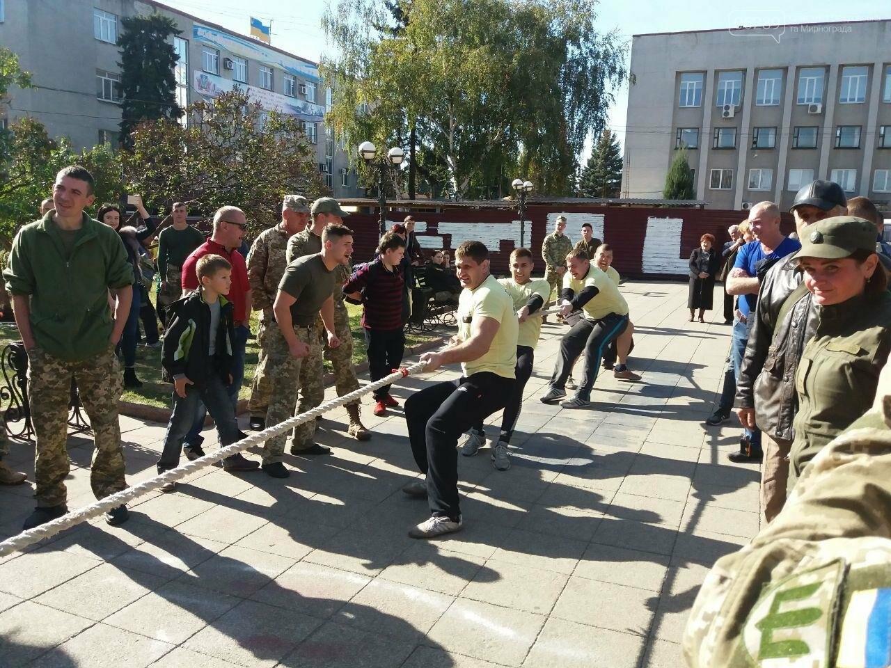 Покровські поліцейські взяли участь у міських змаганнях «Богатирське багатоборство», фото-4