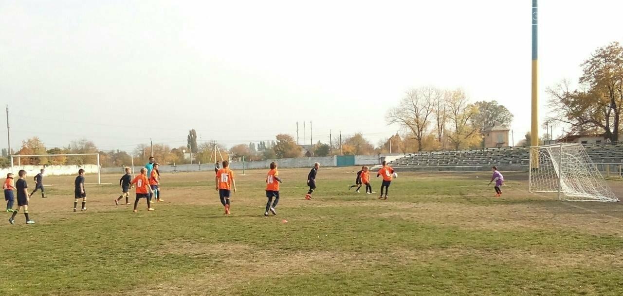 10 голов в одном матче: выступление футболистов ДЮСШ Мирнограда в Чемпионате области по футболу , фото-2