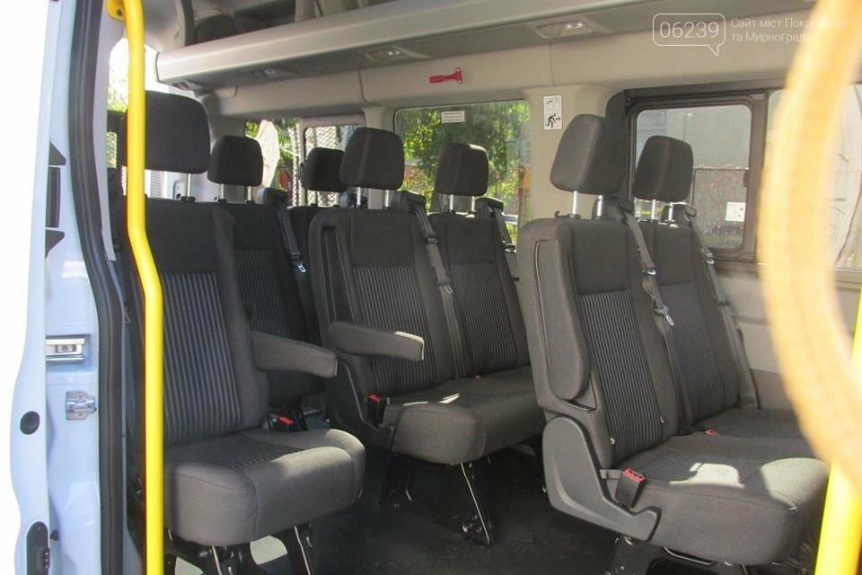 В Покровском реабилитационном центре появился новый микроавтобус для перевозки инвалидов, фото-4