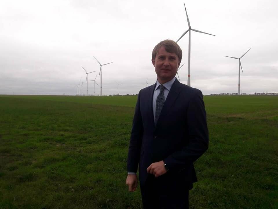 Трансформация угольных регионов и энергетический переход: мэр Мирнограда Александр Брыкалов посетил Германию в ходе ознакомительной поездки  , фото-1