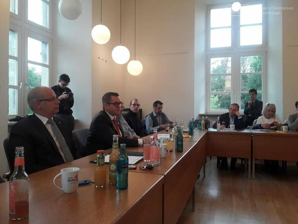 Трансформация угольных регионов и энергетический переход: мэр Мирнограда Александр Брыкалов посетил Германию в ходе ознакомительной поездки  , фото-2