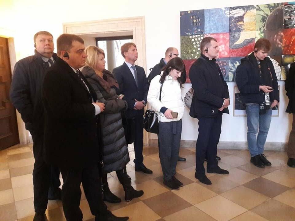 Трансформация угольных регионов и энергетический переход: мэр Мирнограда Александр Брыкалов посетил Германию в ходе ознакомительной поездки  , фото-3