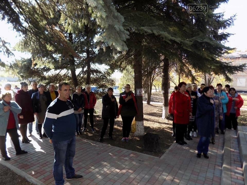В Покровском районе торжественно открыли новые агентские пункты ПФУ, фото-10