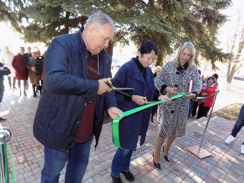 В Покровском районе торжественно открыли новые агентские пункты ПФУ, фото-6