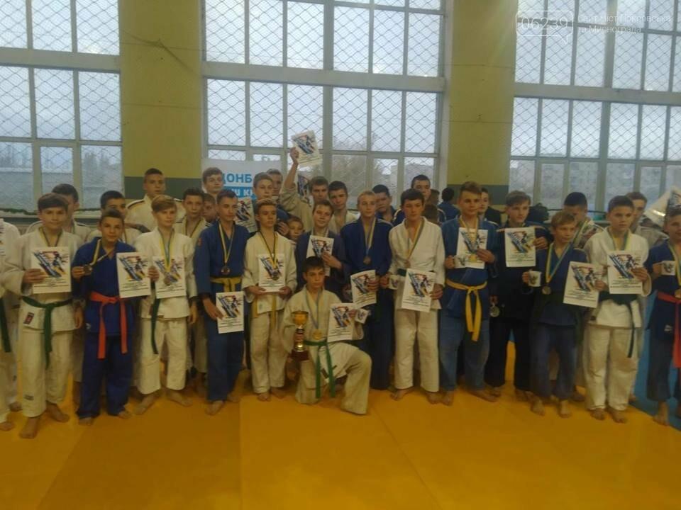 Мирноградські спортсмени посіли командне 3-тє місце на відкритому Чемпіонаті з дзюдо серед юнаків, фото-2