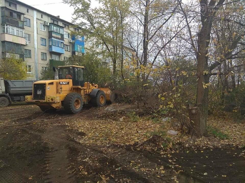 В Мирнограде убирают стихийные свалки, фото-5