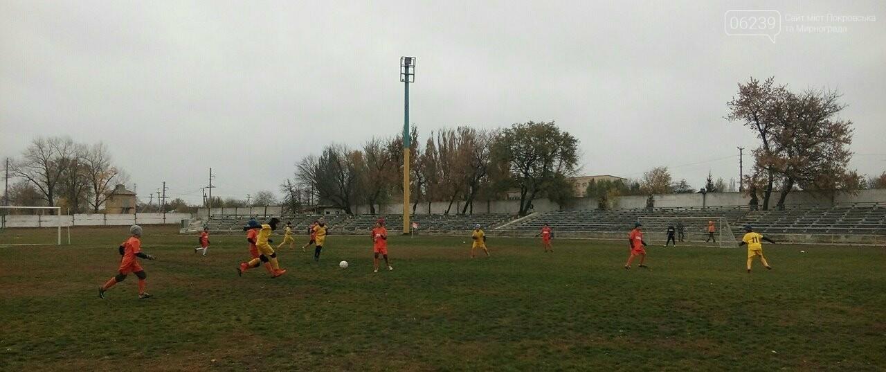 Состоялся последний тур 1-го круга Чемпионата Донецкой области по футболу среди юношей , фото-2