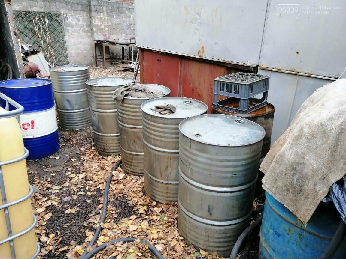 В Донецкой области прекращена деятельность шести нелегальных АЗС и автогазозаправочных пунктов, фото-3