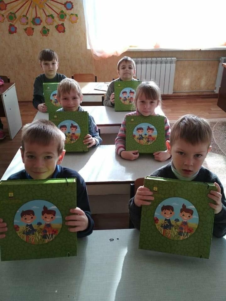 """Мирноградские дошкольники получили образовательные """"эко-наборы"""", - ФОТО, фото-1"""