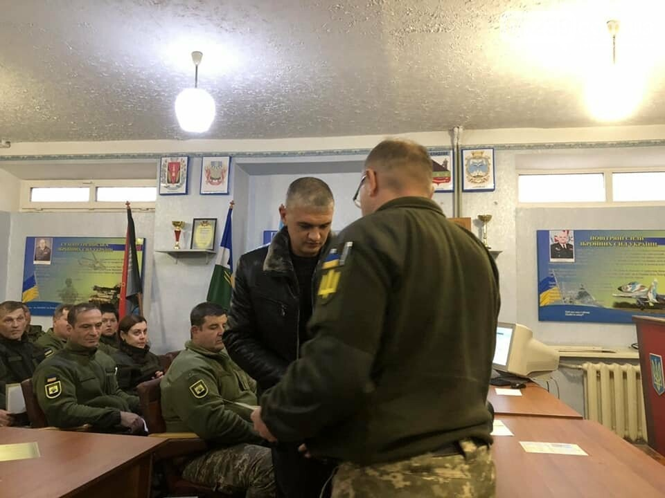 У Покровську відзнаками Президента України нагородили військовослужбовців за участь в АТО, фото-5