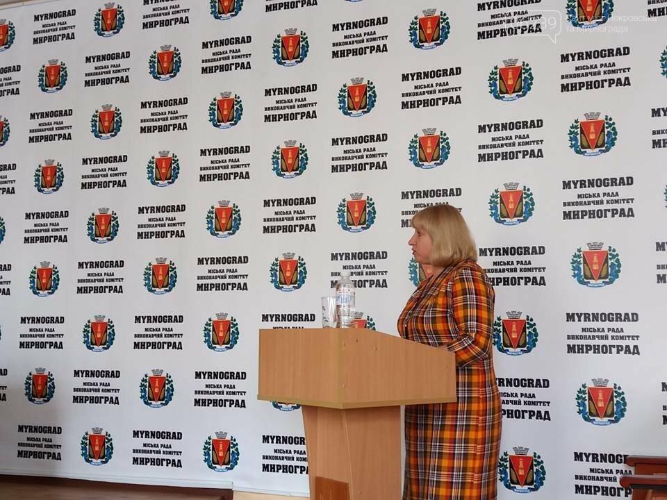 В Мирнограде состоялось заседание исполкома , фото-3