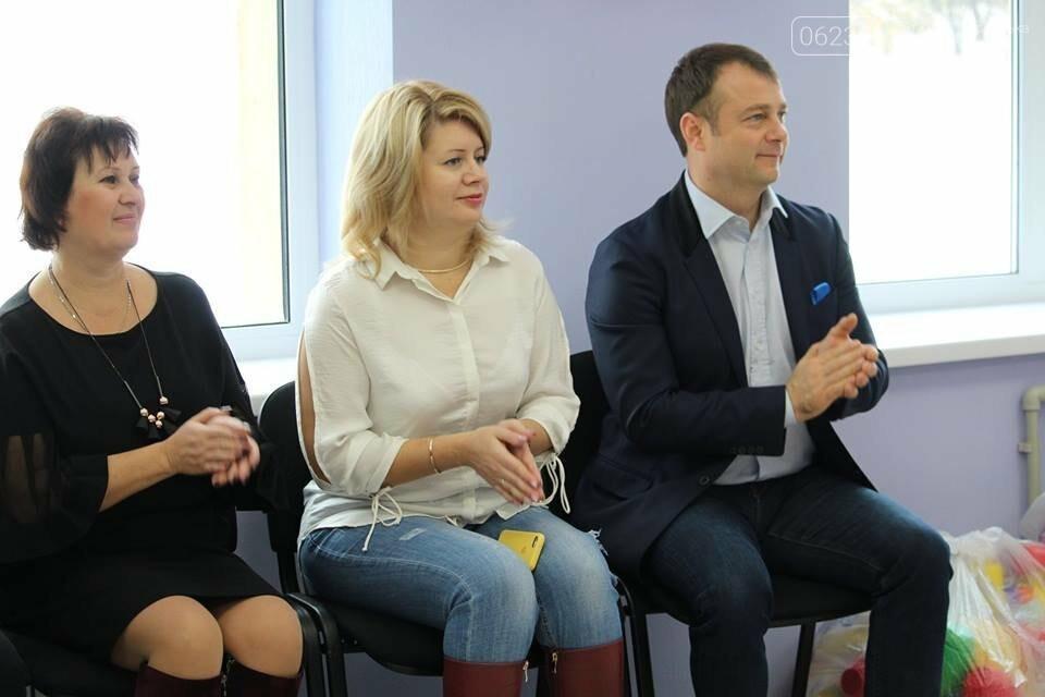 Сьогодні у Покровську на базі НВК №2 відкрили дитячий садок, фото-7