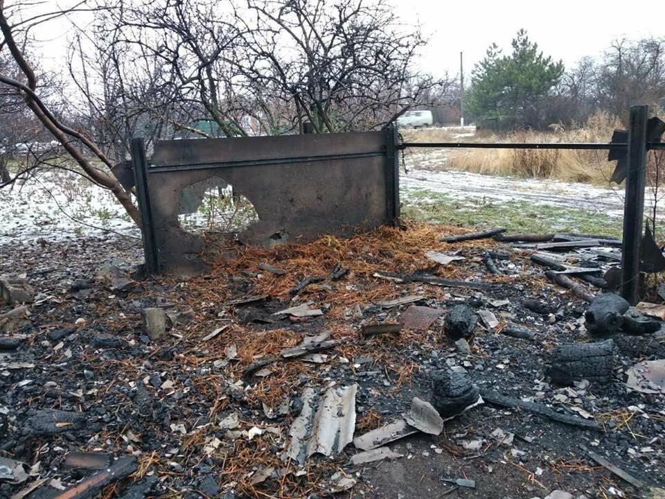 Спасатели Мирнограда дважды выезжали на пожар по одному и тому же адресу , фото-2