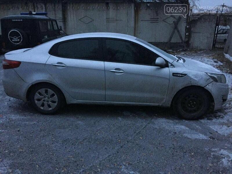 Два разбоя за одну ночь в Покровском и Добропольском районах: полиция задержала преступную группировку, фото-1