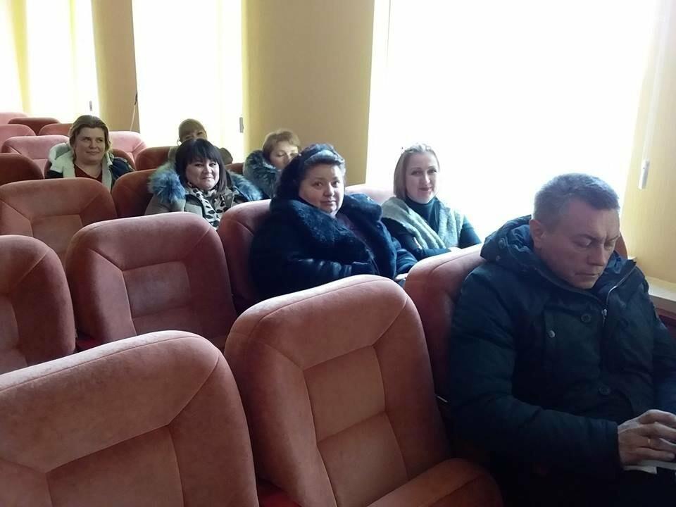 В Мирнограде состоялись командно-штабные учении в соответствии с Планом подготовки штабов зоны и районов теробороны, фото-3