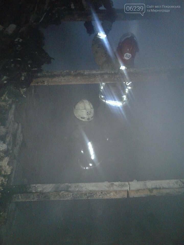 Решили не вызывать спасателей: в результате пожара в Покровском районе сгорел гараж, фото-2