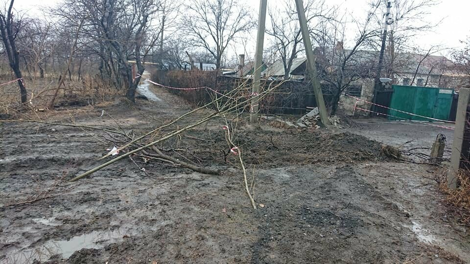 Провал коллектора в Мирнограде: сотрудники ПУВКХ приступили к ликвидации аварии , фото-1