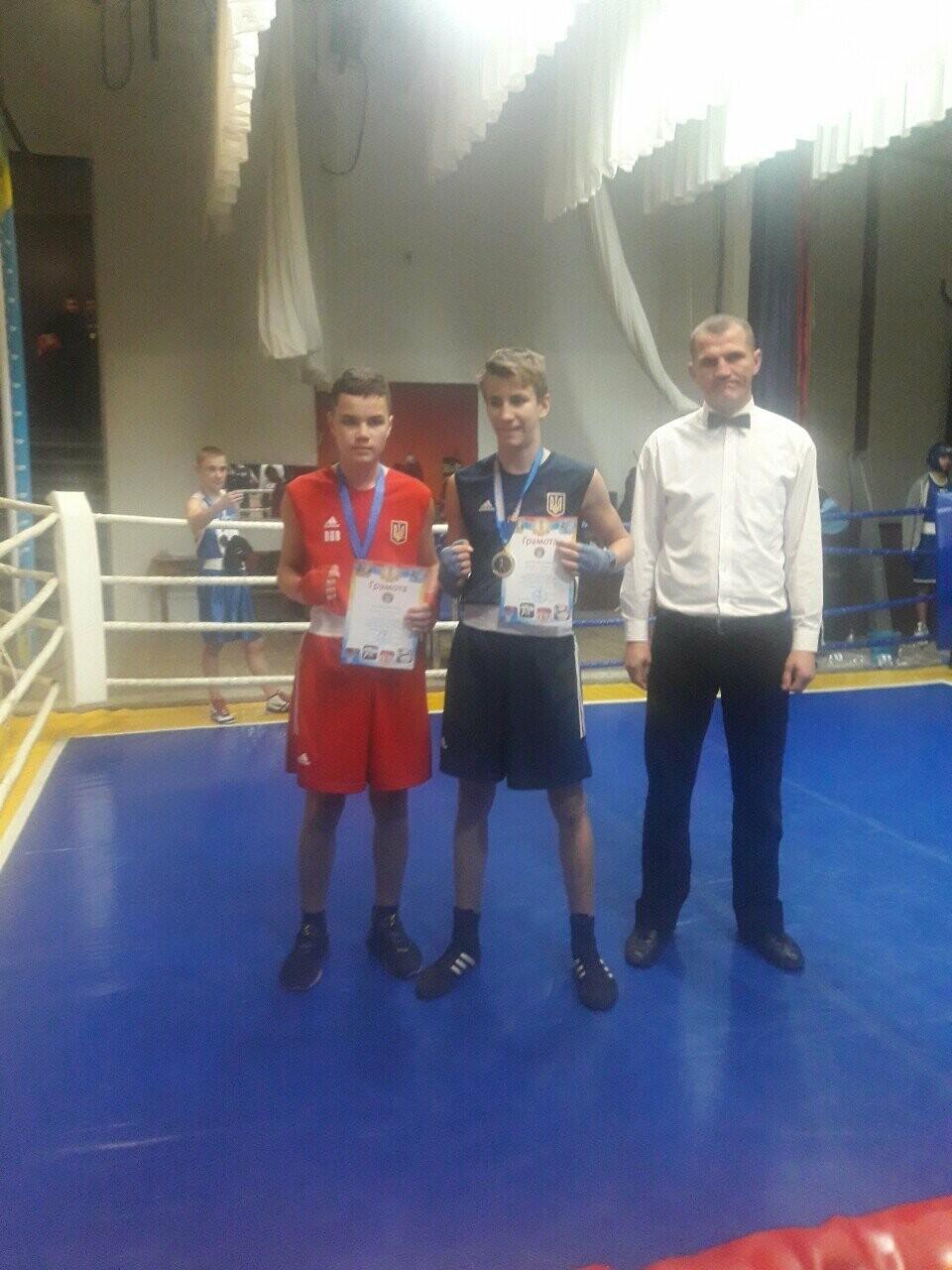 Боксеры из Покровска достойно выступили на Всеукраинском турнире, фото-2